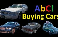 AbC! BUYING AUCTION CARS AUTOMOTIVE BUYERS CLUB VIDEO ~ Investors only boring